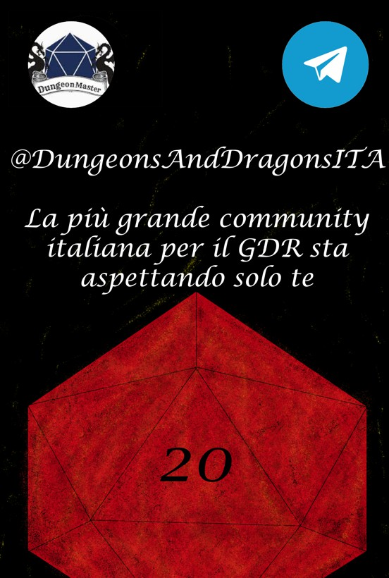 Canale Dungeons and Dragons