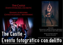 The Castle - Evento fotografico con delitto
