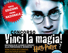Concorso Harry Potter