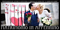 Matrimonio in Appennino